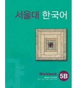Seoul University Korean 5B Workbook - English Version (CD MP3 Incluso)
