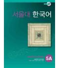 Seoul University Korean 5A Student's Book - English Version (CD-ROM incluso)