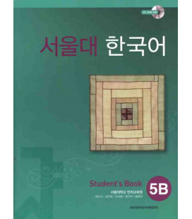 Seoul University Korean 5B Student's Book - English Version (CD-ROM incluso)