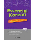 Essential Korean for Business Use (Book + free MP3 download)