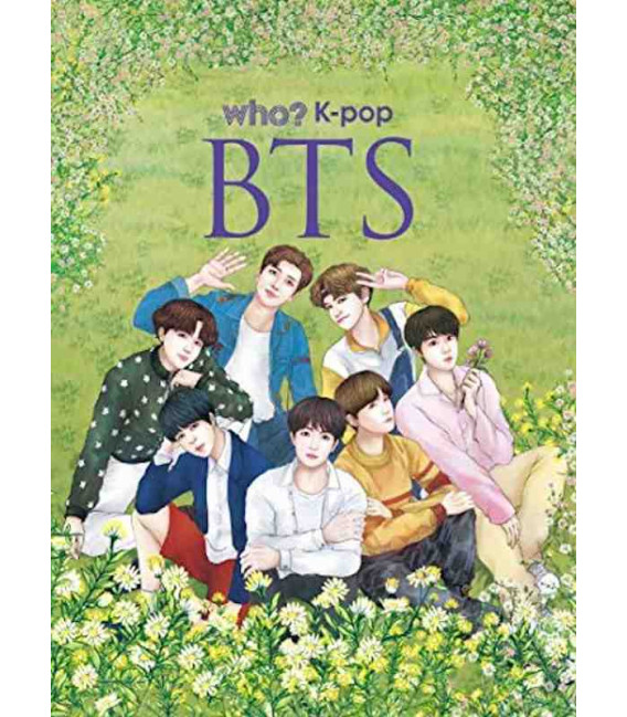 Who? K-pop BTS (Fumetto in coreano sui BTS)