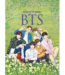 Who? K-pop BTS (Korean Comic about BTS)
