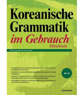 Koreanische Grammatik In Gebrauch - Mittlestufe - CD Enthält