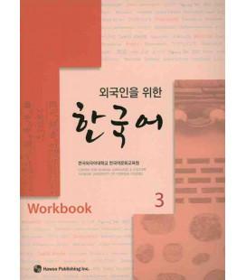Korean for Foreigners 3 Workbook (Korean Edition) Hankuk University of Foreign Studies