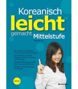 Koreanisch leicht gemacht Mittelstufe (CD incluso)