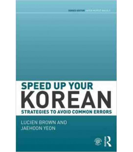 Speed up your Korean - Strategies to Avoid Common Errors