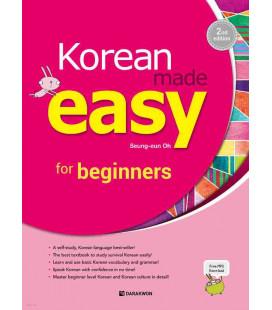 Korean made easy for beginners - 2nd Edition (Con download gratuito degli audio)