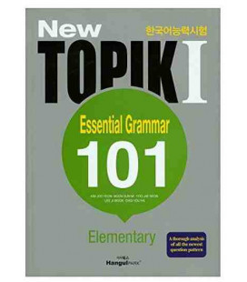 New Topik I, Essential Grammar 101 (Elementary) - A Thorough Analysis of all the New Question Pattern