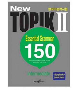 New Topik II, Essential Grammar 150 - A Thorough Analysis of all the Newest Question Pattern