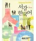 Sogang Korean New 4A- Student Book (2 Books + 1 CD)