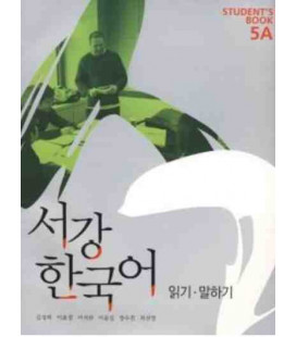 Sogang Korean New 5A- Student Book (2 Books + 1 CD)