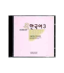 Korean 3 (Pack de 2 CDs du Student Book) - Second Edition