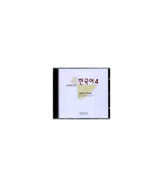 Korean 4 (Pack De 2 CDS del Student Book)- Second Edition