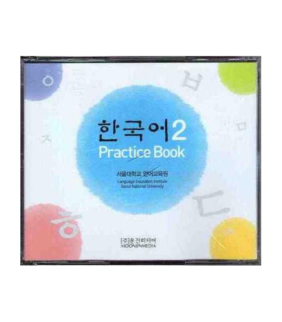 Korean 2 (Pack de 4 CDS del Practice Book)