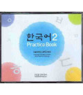 Korean 2 (Pack de 4 CDs du Practice Book)