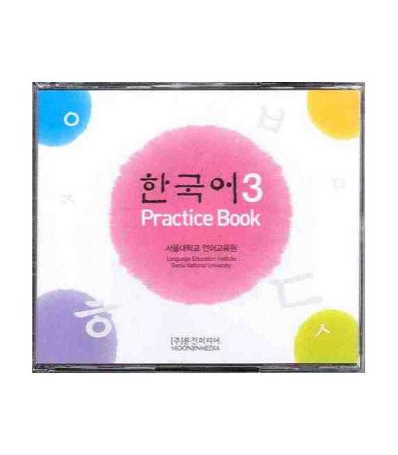 Korean 3 (Pack mit 4 CDs zum Practice Book)