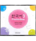 Korean 3 (Pack mit 4 CDs zum Practice Book)