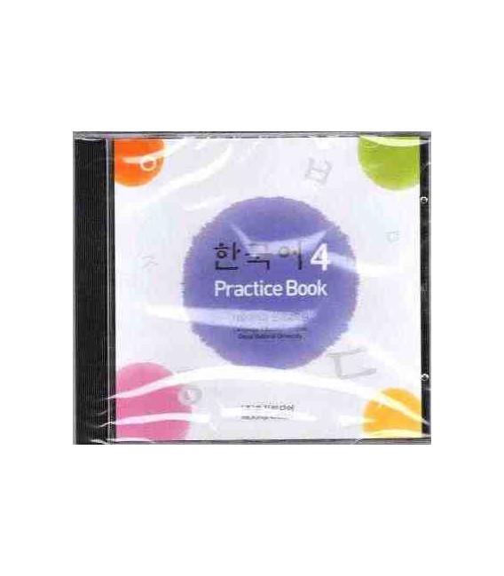 Korean 4 (Pack De 1 CD del Practice Book)