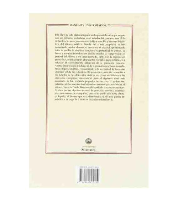 Coreano para Principiantes (3ª edición-revisada-marzo-2013)
