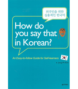 How do you say that in Korean? An Easy-to-follow Guide for Self-learners