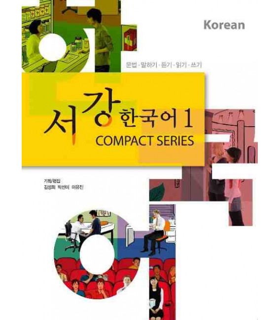 Sogang Korean Compact Series 1 (libro di testo + CD)