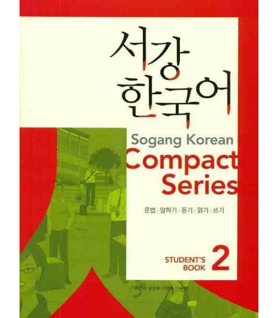 Sogang Korean Compact Series 2 (Lehrbuch + CD)