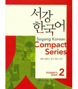 Sogang Korean Compact Series 2 (Manuel + CD)