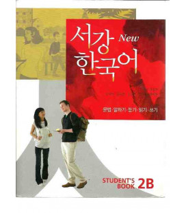 Sogang Korean 2B: Student's Book (2 Books + 1 CD)