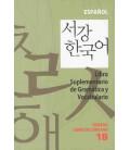 Sogang Korean 1B: Livre suplementario de gramática y vocabulario en español