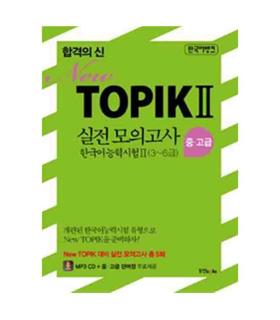 New Topik 2, Levels 3-6 (Book + CD MP3)
