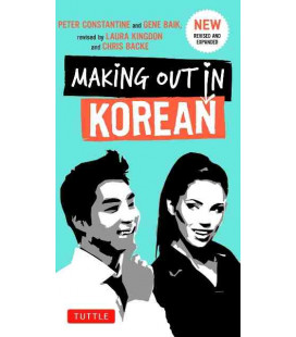 Making Out in Korean- Completely Revised with new Manga Illustrations