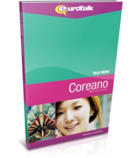 Coreano - Talk More per Principiantes avanzados (Euro Talk- CD-ROM interactivo con base española)