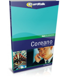 Coreano pour negocios - Talk Business (EuroTallk CD-ROM interactivo con base española)
