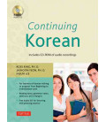 Continuing Korean- Second Edition (Includes Audio CD-ROM)