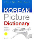 Korean Picture Dictionary- English-Chinese-Japanese (incluye CD)