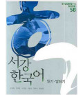 Sogang Korean New 5B - Student Book (2 Books + 1 CD)
