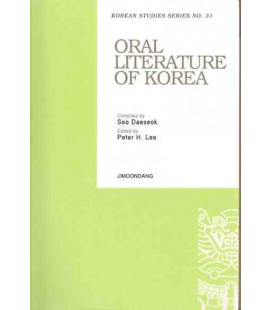 Oral Literature of Korea-Korean Studies Series NO.31