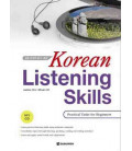Korean Listening Skills- Practical Task for Beginers (Includes CD MP3)