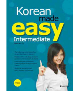 Korean made easy Intermediate (Incluye CD MP3)