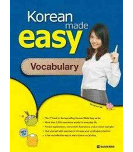 Korean made easy Vocabulary (CD Incluso)