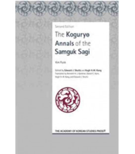 The Koguryo Annals of the Samguk Sagi (second edition)