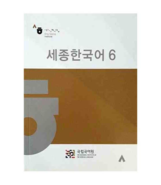 Sejong Korean vol.6