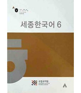 Sejong Korean vol.6 (Textos solo en coreano)