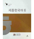 Sejong Korean vol.6 - Textos solo en coreano - Incluye CD
