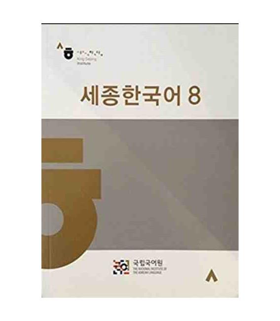 Sejong Korean vol.8