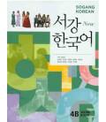 Sogang Korean New 4B- Workbook