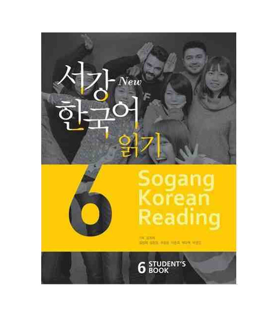 Sogang Korean 6 Reading