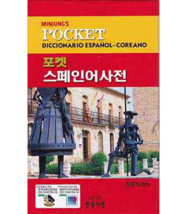 Minjung's Pocket- Dictionnaire Espanol-Coreano