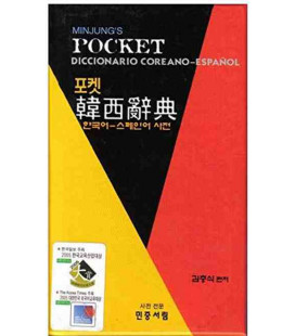 Minjung's Pocket- Dictionnaire Coreano-Espanol