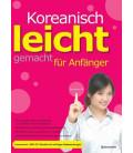 Koreanisch leicht gemacht für anfäger (Enthält eine Audio CD + kostenloser MP3-Download + Booklet)